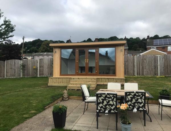 5m x 3m Garden Room