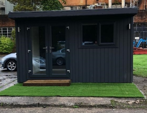 Fully Insulated Office