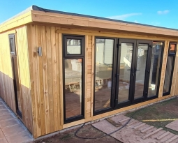 6m x 4m Fully Insulated Garden Room