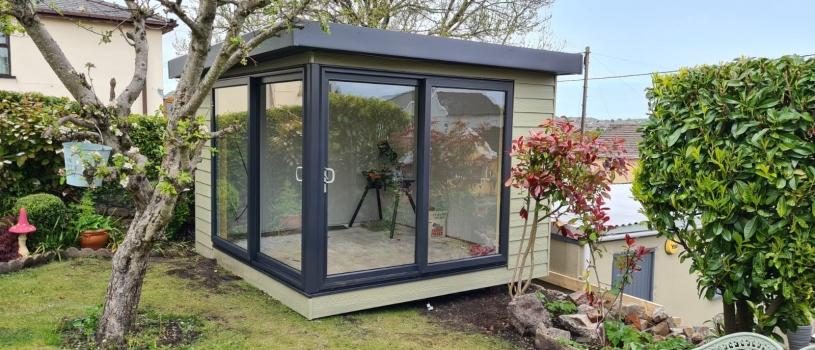 3m x 3m Garden Room