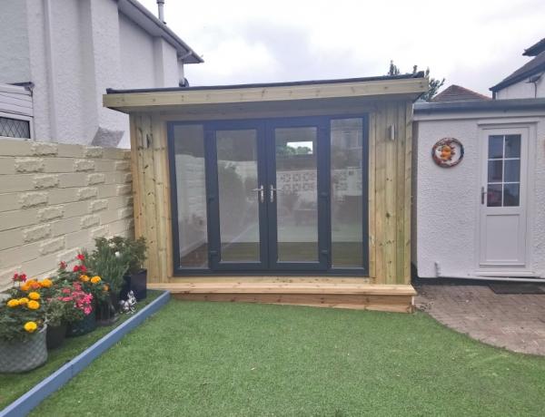 Garden Room Cardiff