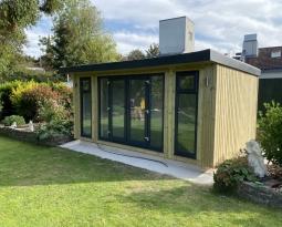 4m x 5m Garden Room