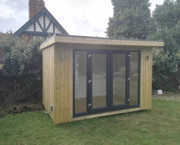Garden Room Penarth 2.4m x 3m