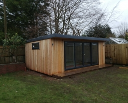 7m x 4m Garden Room