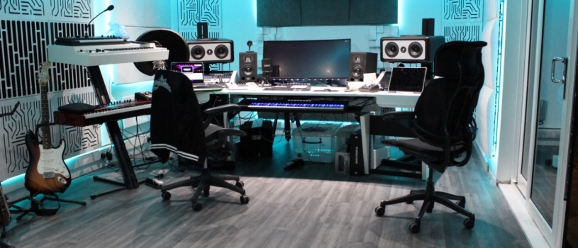 Updated pictures Music Studio